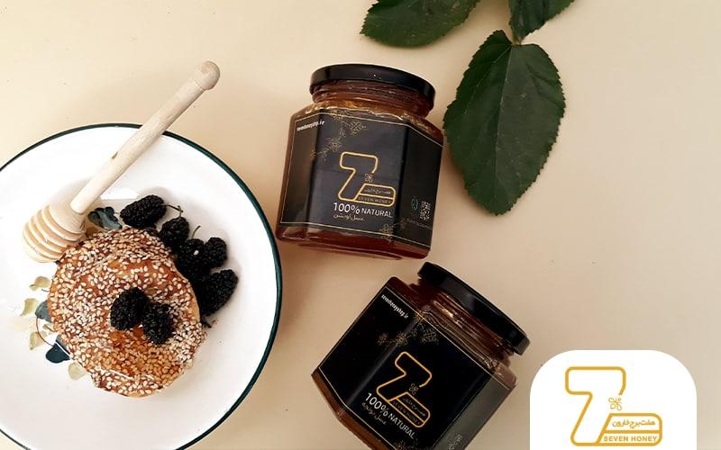 فروش عسل قنقال