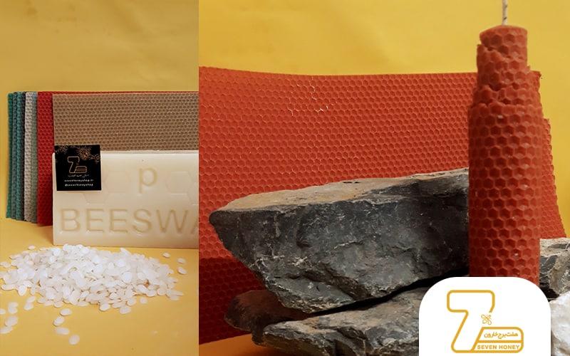 قیمت موم طبیعی عسل