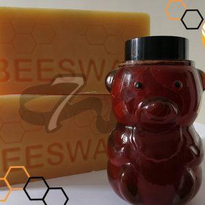 موم طبیعی زنبور عسل